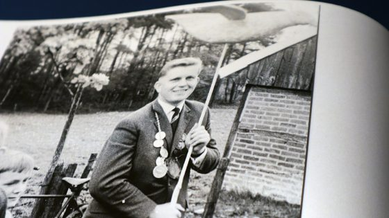 Josef Knuf: über 50 Jahre Maifest im Brook mit Vogelschiessen